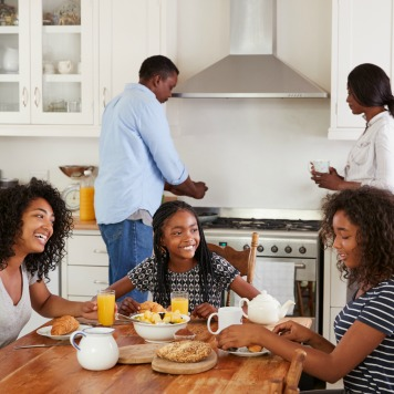 Breaking Breakfast Barriers for Teens