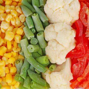 Nutrition Myths: Fresh or Frozen Produce?