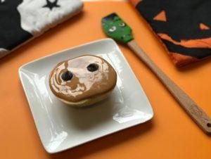 healthy halloween food art