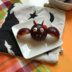 halloween food art