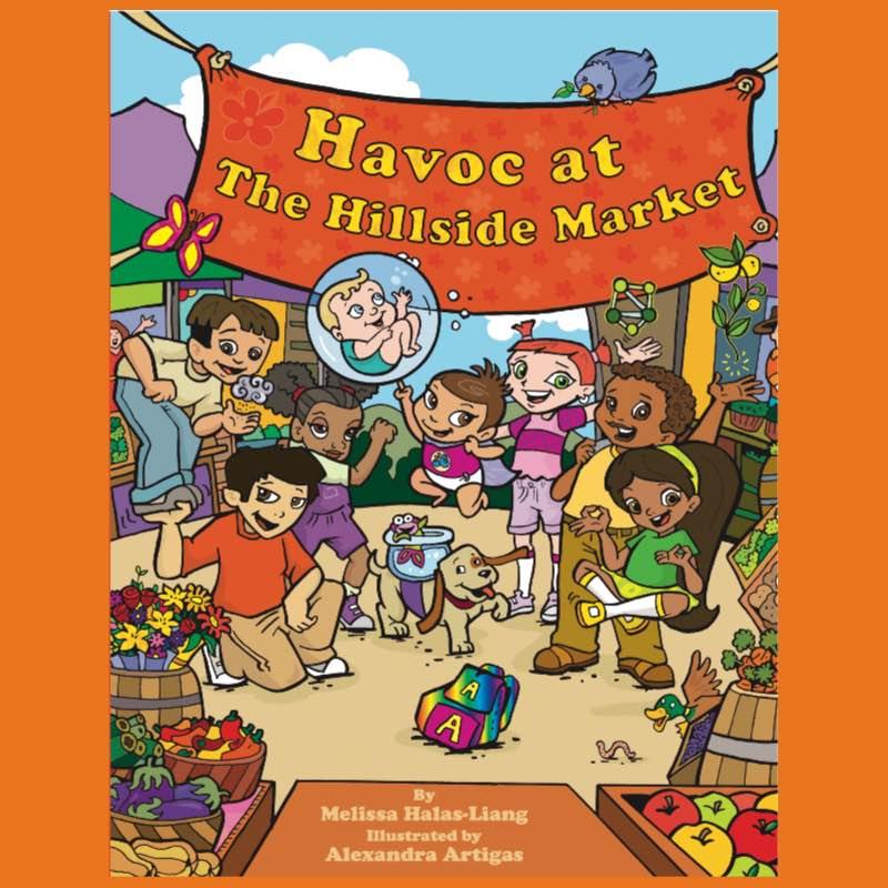 fun nutrition children books
