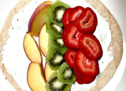 Fru-Shi: A Creative Fruity Snack for Kids