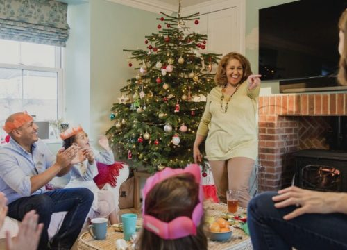 Creating Healthy Holiday Traditions