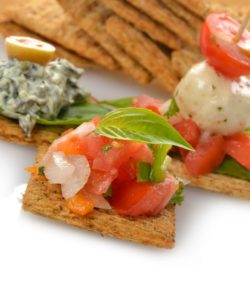 healthy appetizers kids can make