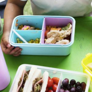 Ten Easy Steps for a Trash-Free Lunch