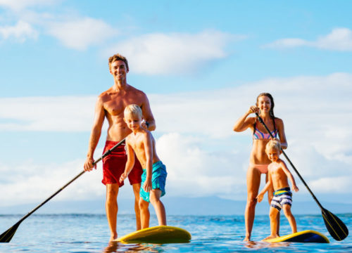 5 Reasons to Get Your Family Moving This Summer