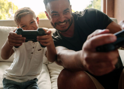 Why Playing Video Games Isn't Always Such a Bad Idea