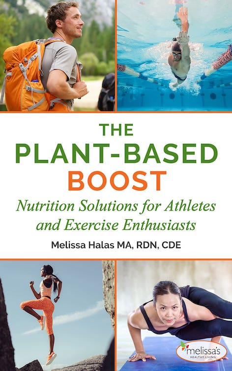 The Plant-Based Boost, Nutrition Solutions for Athletes and Exercise Enthusiasts