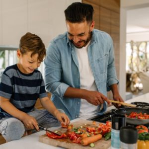 Cooking with Kids – Helpful Tips!