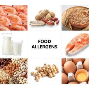 Common Food Allergens in Children