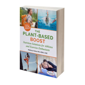 The Plant-Based Boost, Nutrition Solutions for Athletes and Exercise Enthusiasts Press Release