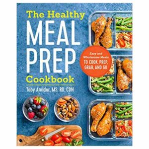 Q&A with Toby Amidor: The Healthy Meal Prep Cookbook