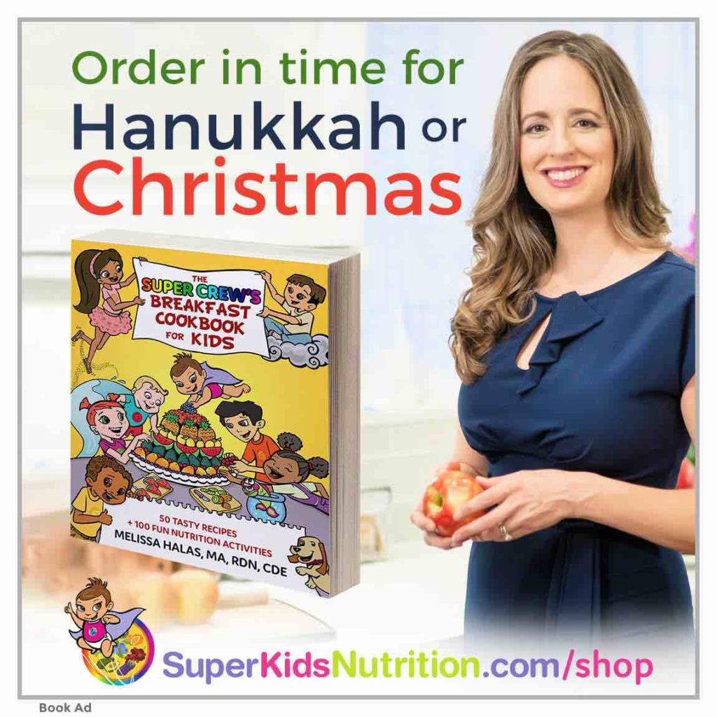 Healthy Cookbook for Kids Nutrition activity bok