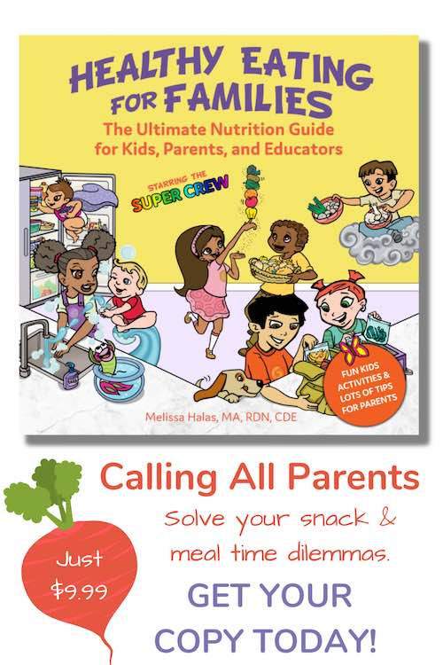 Healthy eating for families purchase link superkids nutrition melissa halas