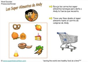 superfoods kids activity superkids nutrition