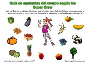 Body Helpers (Spanish)