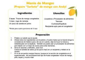 Mango Mania (Spanish)