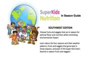 Super Crew® In Season Guides_ Southwest Feature kids activity