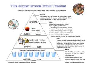 Super Crew Drink Tracker