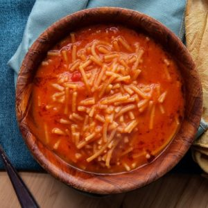 Mexican Sopa De Fideos