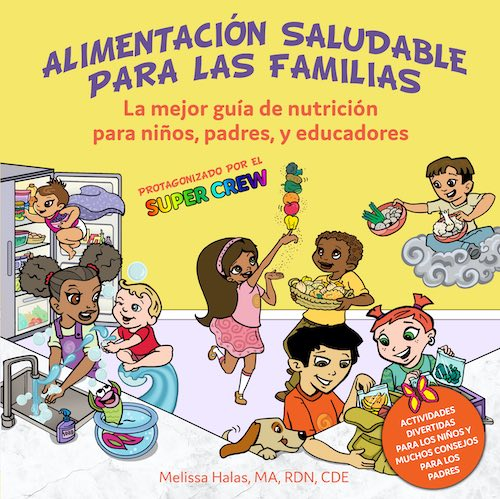 healthy eating with families spanish