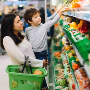Why Every Parent Should Take Their Children Grocery Shopping
